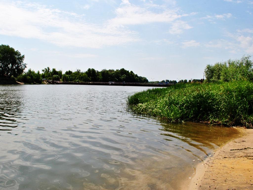 Места для купания
